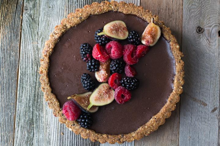 Torta de Chocolate Vegana #vaicomeroque (1 of 1)-13